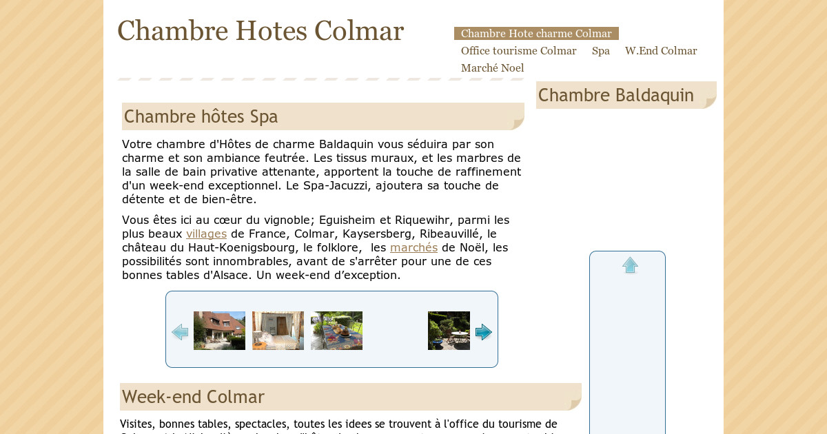 chambre hotes spa alsace colmar tourisme week end et march s de noel. Black Bedroom Furniture Sets. Home Design Ideas